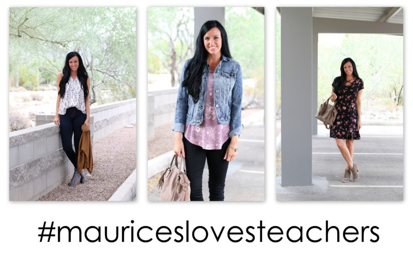 Maurices | Maurices Loves Teachers | Teacher Outfits | Teacherfashionista | Jules